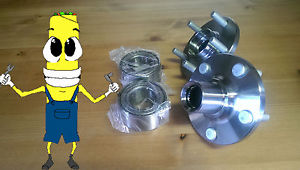 high temperature Front Wheel Hub and Bearing Assembly Kit for Dodge Neon 2002-2005 PAIR TWO