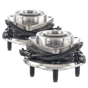 high temperature 2x 2007-2011 Dodge Nitro 08-12 Jeep Liberty Front Wheel Hub Bearing ABS 513270