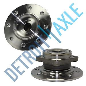 high temperature Both (2) Front Dodge 3500 2-Whl-ABS Complete Wheel Hub and Bearing Assembly Pair