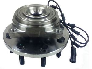 high temperature Wheel Bearing and Hub Assembly Front fits Dodge Ram 2500 3500 Years 2009-2011