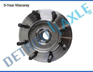high temperature Brand New Front Wheel Hub & Bearing Assembly for Dodge Ram 2500 3500 Pickup 4×4