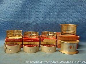 high temperature Chrysler Dodge Plymouth 218 230 Main Bearing Set STD Truck Marine Charger NORS