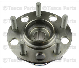 high temperature  OEM MOPAR RH/LH REAR WHEEL HUB & BEARING DODGE CALIBER JEEP COMPASS PATRIOT