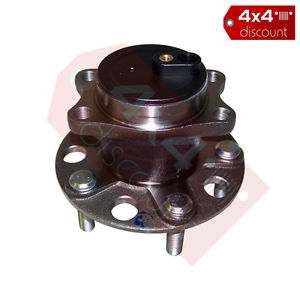 high temperature Hub and Bearing Assembly, Rear Dodge Caliber PM 2007+