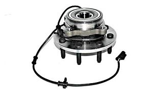 high temperature DODGE SRT-10 8.3 LITER 4WD HUB & BEARING W/ABS FRONT L=R 2003 2004 2005