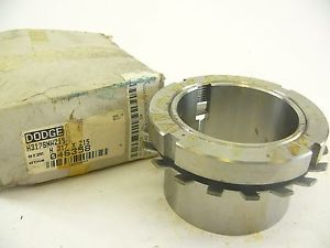high temperature DODGE 046358 SIZE: H 317 X 215 H317SNW215  BEARING ADAPTER  IN BOX!!! (J49)