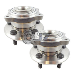 high temperature 2x 2008-2013 Dodge Challenger  Rear NON ABS Wheel Hub Bearing Stud Assembly New