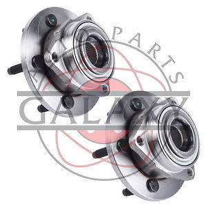 high temperature Pair Front Replacement Wheel Hub Bearing Fits 05-10 Dodge Dakota 4WD w/o ABS