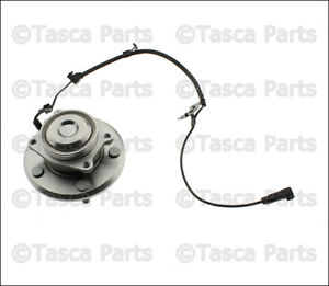 high temperature  OEM RIGHT SIDE REAR WHEEL HUB & BEARING 2013-2015 DODGE JOURNEY #68184742AA