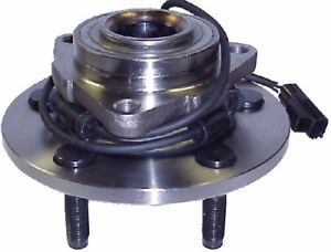 high temperature Front Bearing & Hub Assembly fits Dodge Ram 1500  2002-2007