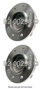 high temperature Pair New Front Right & Left Wheel Hub Bearing Assembly For Dodge Ram 2500 4X4