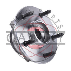 high temperature Front Replacement Wheel Hub Bearing Fits 00-01 Dodge Ram 1500 4X4 w/2-Wheel ABS