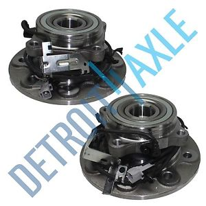 high temperature Both (2) New Front Wheel Hub & Bearing Assembly 98-99 Dodge Ram 2500 4WD w/ABS