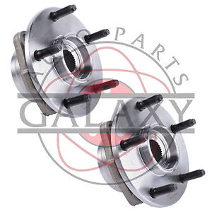 high temperature Pair Front Replacement Wheel Hub Bearing Fits 94-99 Dodge Ram 1500 4WD