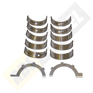 high temperature Crankshaft Main Bearing Set Dodge RAM DR/DH/D1/DC/DM 2002/2008 (4.7 L)