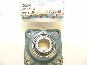 "high temperature Dodge Reliance TBSC100 Pillow Block 1"" Bearing Tapped Base New In Box (F76)"