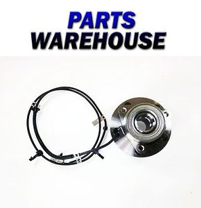 high temperature 1 Front Drivers Left Hub Bearing Assembly For A Dodge Ram 1500 1 Year Warranty