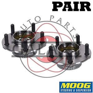 high temperature Moog Replacement New Rear Hub Bearing Pair For Chrysler Dodge Eagle 93-04