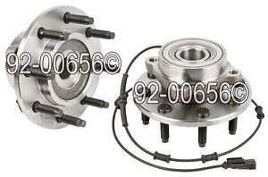 high temperature Pair New Front Right & Left Wheel Hub Bearing Assembly For Dodge Ram 4X4