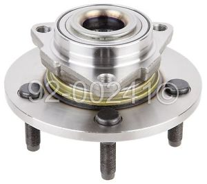 high temperature Dodge Ram 1500 Front Wheel Hub Bearing Assembly Brand New 2002-2008