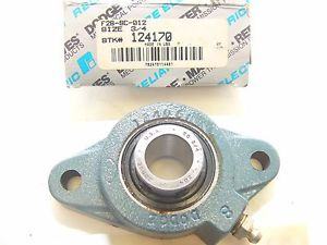 high temperature Dodge F2BSC012 SC 2-Bolt Flange Bearing New In Box (F76)