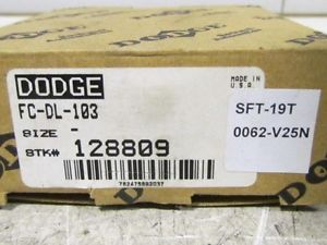 high temperature Dodge FC-DL-103 128809 1-3/16 4-Bolt Flange Bearing NIB