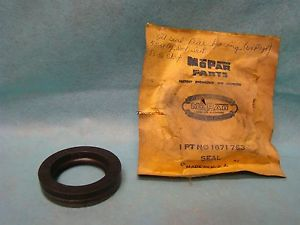 high temperature 1955-58 Mopar Chrysler Dodge Plymouth Desoto HEMI Rear Bearing Oil Seal 1671763