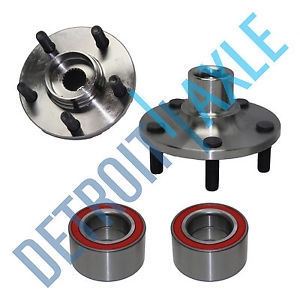 high temperature Both (2) New Front 1995-1999 Dodge Neon 5-Lug Complete Wheel Hub and Bearing Kit
