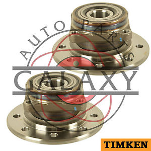high temperature Timken Pair Front Wheel Bearing Hub Assembly For Dodge Ram 3500 1994-1999