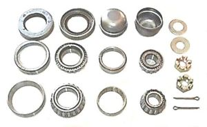 high temperature Front Wheel Bearing Set for 1949-1954 Plymouth – Dodge – DeSoto  – Chrysler