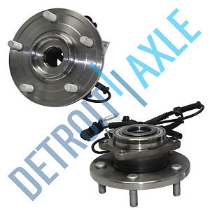 high temperature Both (2)  Front Wheel Hub and Bearing Assembly for Chrysler and Dodge MiniVan