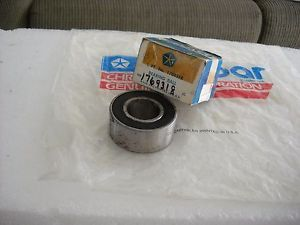 high temperature NOS MOPAR 1965-82 A/C COMPRESSOR BEARING DODGE PLYMOUTH CHRYSLER DESOTO