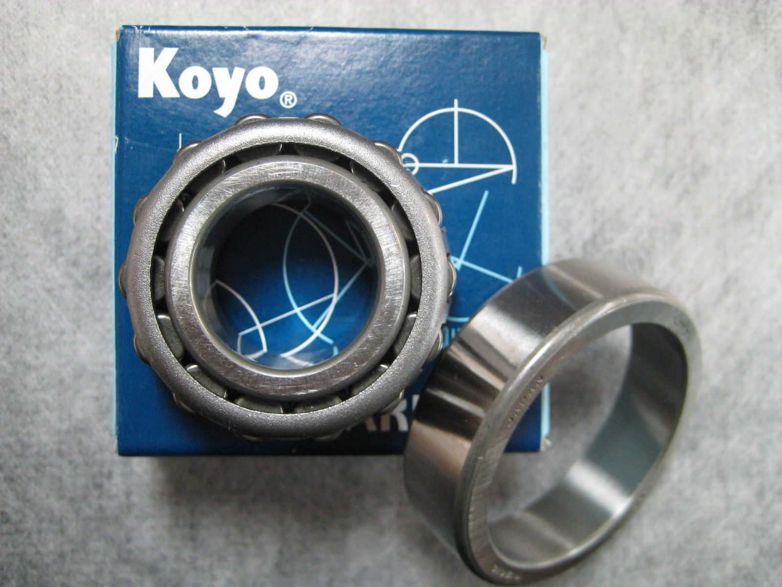 high temperature Koyo Premium Quality Wheel Bearing & Race A3 Made in Japan – Ships Fast!