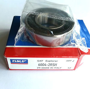 high temperature SKF-6004-2RSH SKF New Single Row Ball Bearing