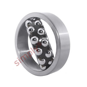 high temperature SKF 2206ETN9C3 Self Aligning Ball Bearing with Cylindrical Bore 30x62x20mm