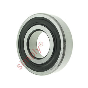 high temperature SKF 63072RS1C3 Rubber Sealed Deep Groove Ball Bearing 35x80x21mm