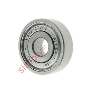 high temperature SKF E26272ZC3 Energy Efficient Shielded Deep Groove Ball Bearing 7x22x7mm