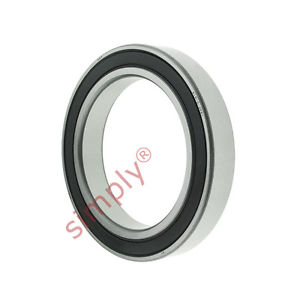 high temperature SKF 69102RS1 Rubber Sealed Thin Section Deep Groove Ball Bearing 50x72x12mm