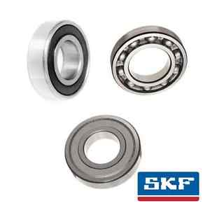 high temperature SKF 6300 Series 2RS, ZZ & OPEN Metric Ball Bearings 2Z 2RS C3 Choose Size