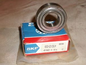 high temperature SKF 6002-2Z/C3GJN SINGLE ROW DEEP GROOVE BALL BEARING