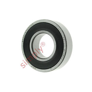 high temperature SKF 60022RSHC3 Rubber Sealed Deep Groove Ball Bearing 15x32x9mm
