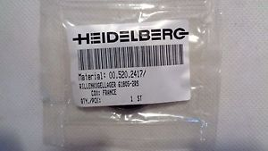 high temperature  IN FACTORY PACKAGE HEIDELBERG /SKF 00-520-2417 61805-2RS SEALED BALL BEARING