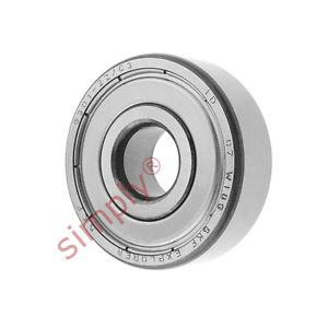 high temperature SKF 63012ZC3 Metal Shielded Deep Groove Ball Bearing 12x37x12mm