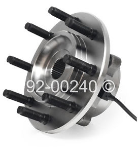 high temperature Dodge Ram 2500 3500 4WD Brand New Front Wheel Hub Bearing Assembly 03-05