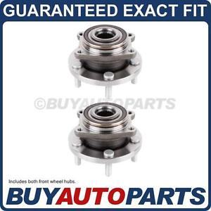 high temperature PAIR  FRONT LEFT & RIGHT WHEEL HUB BEARING ASSEMBLY FOR CHRYSLER & DODGE
