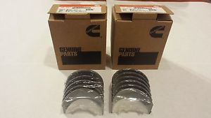 high temperature 2003 – 2008 OEM Cummins Rod Bearing Set Turbo 5.9 6.7 24V ISBE 3969562 4893693