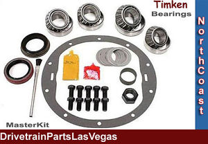 "high temperature Timken Master Bearing Rebuild Overhaul Kit Chrysler Dodge 9.25"" Early Rear End"