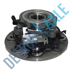 high temperature New FRONT Passenger Wheel Hub & Bearing Assembly for Dodge Ram 2500 4×4 w/ ABS