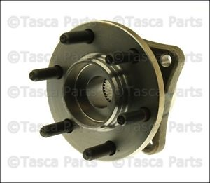 high temperature  GENUINE OEM MOPAR FRONT BRAKE HUB & BEARING 1999-2015 DODGE VIPER