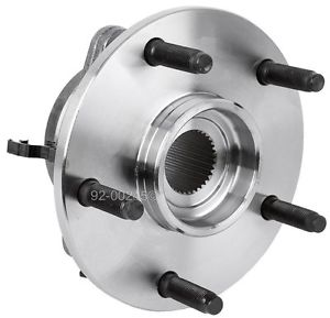 high temperature Dodge Ram 1500 Front Drivers Side Brand New Wheel Hub Bearing Assembly